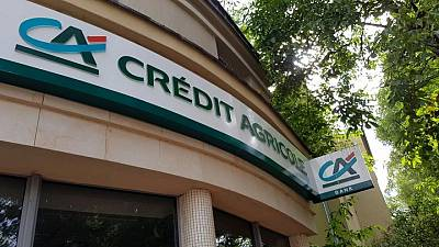 Credit Agricole posts 64% jump in profit, confident on provisions