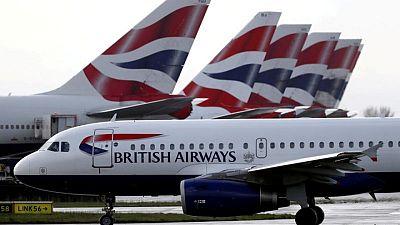 British Airways-owner IAG cautious on Q2 capacity