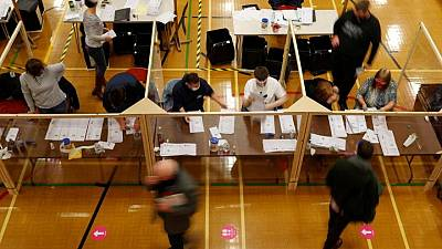 UK PM Johnson's party win election for parliament seat