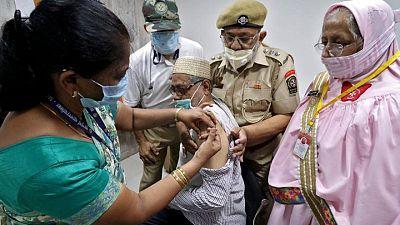 India registra 1,5 millones de nuevos casos de COVID-19 en una semana