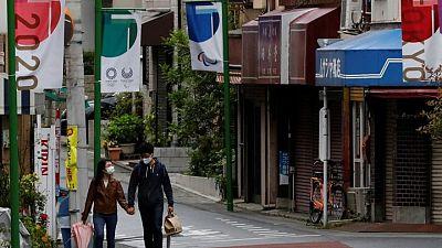 Japón se dispone a prorrogar el estado de emergencia tres semanas, hasta el 31 de mayo