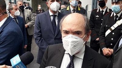 Procuratore, ad Ancona protocollo condivisione dati reati spia