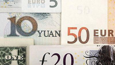 مؤشر لعملات الأسواق الناشئة يصل لمستوى قياسي بفضل مكاسب اليوان