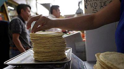 Inflación interanual de México se acelera en abril a mayor nivel en más de tres años