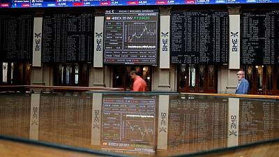 El Ibex supera los 9.000 puntos ante perspectiva de prolongados estímulos en EEUU