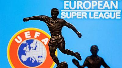 Desertores de Superliga firman acuerdo con la UEFA, clubes rebeldes enfrentan posibles sanciones