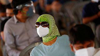 الهند تسجل 42766 إصابة و1206 وفيات جديدة بكوفيد-19