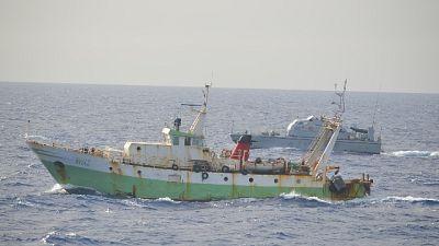 Mitragliato giovedì da motovedetta libica, ferito il comandante