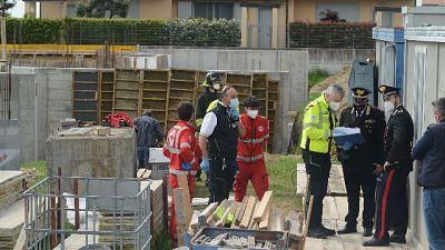 Lavorava in cantiere a Tradate, è il terzo morto in 4 giorni