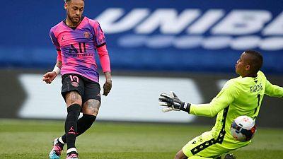 Neymar extiende su contrato con el PSG hasta 2025