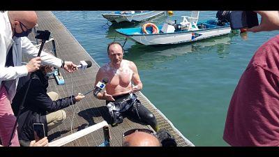 Nuotatore disabile a Toti, solleciti Asl a distribuire protesi