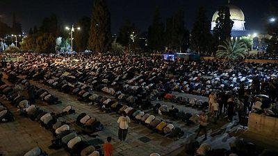 نظرة فاحصة- التوتر في القدس بسبب خطط الإجلاء وتجمعات ليالي رمضان
