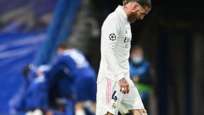 Sergio Ramos sufre una lesión; puede haber jugado su último partido con el Real Madrid