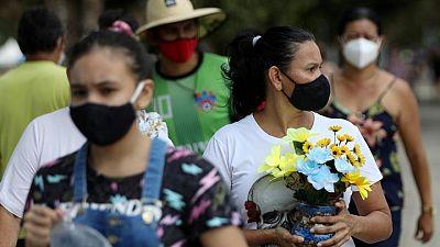 البرازيل تسجل 63430إصابة جديدة بكورونا و 2202 وفاة