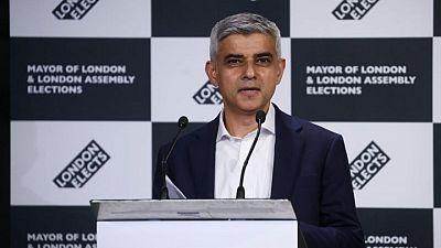 Laborista Sadiq Khan es reelecto como alcalde de Londres