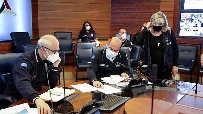 Protezione Civile: concluse attività, chiuso Comitato Operativo