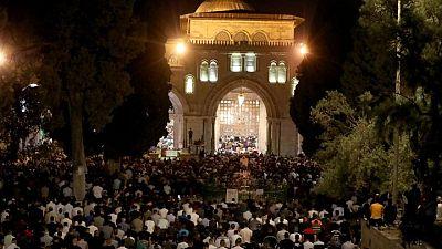 المغرب يعبر عن قلقه إزاء أحداث القدس ويدعو إلى الحوار