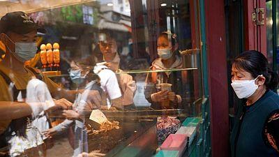 الصين تسجل 25 إصابة جديدة بفيروس كورونا أكبر زيادة يومية في أكثر من 6 أسابيع