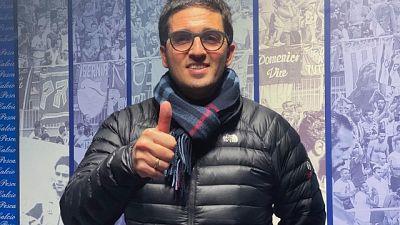 Compagna Grassadonia su fb,via da città.Solidarietà Salernitana