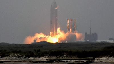 Chile lanza plan para poner en órbita 10 satélites con ayuda de SpaceX