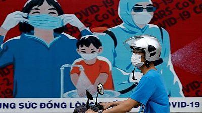 Los casos del virus en todo el mundo superan los 188,86 millones y las muertes alcanzan las 4.230.242