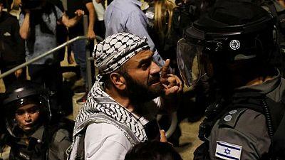 """Estados Unidos expresa su """"profunda preocupación"""" por los enfrentamientos en Jerusalén Este"""