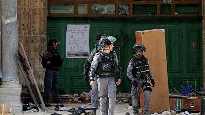 نظرة فاحصة-التوتر في القدس بسبب خطط الإجلاء وتجمعات ليالي رمضان