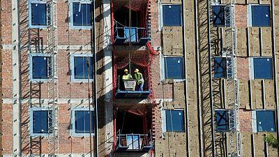 El sector español de la construcción repunta en marzo hacia niveles de 2019