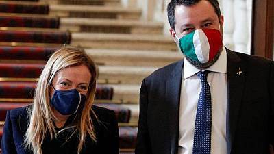 Analysis: Italy's Salvini struggles as rightist ally grows stronger