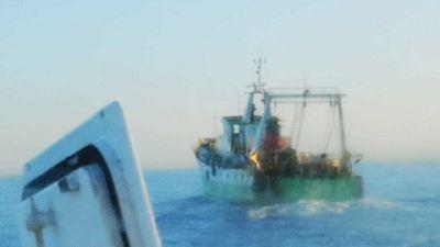 Nell'area anche unità della Marina italiana e navi turche