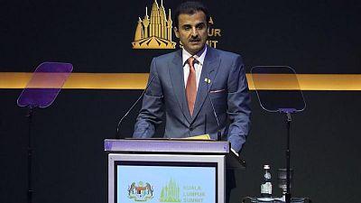 الديوان الأميري: أمير قطر يزور السعودية