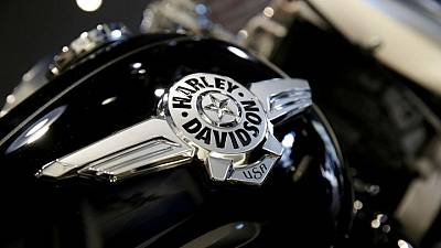 Harley-Davidson launches all-electric motorcycle brand 'LiveWire'