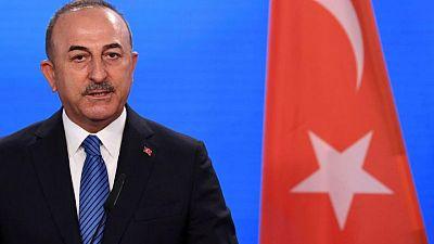وزير الخارجية التركي في السعودية لبحث إصلاح العلاقات وإنهاء المقاطعة