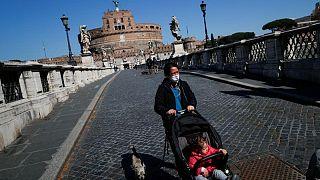 إيطاليا تسجل 9 وفيات و2455 إصابة جديدة بفيروس كورونا