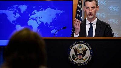 U.S. welcomes Taliban's announcement of three-day ceasefire -State Dept