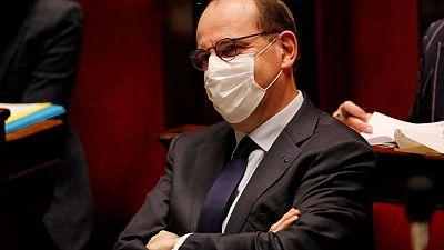 France pledges tougher jail terms for police assailants