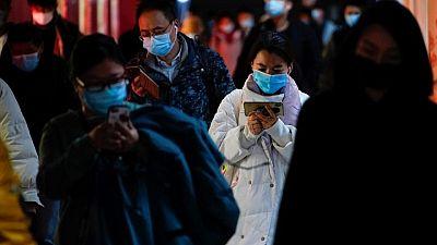 الصين تسجل 14 إصابة جديدة بفيروس كورونا جميعها لوافدين من الخارج