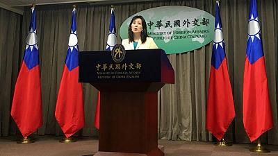 Taiwan asks US not to cause 'misunderstanding' after flag tweet removed