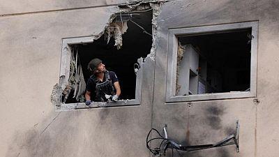 الاتحاد الأوروبي يدين إطلاق صواريخ فلسطينية على إسرائيل