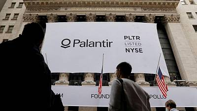 Palantir allows payments in bitcoin, mulls investing in cryptocurrencies