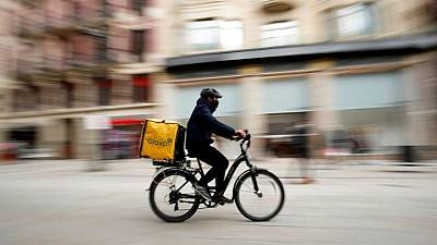 Gig-economy riders in Spain must become staff within 90 days under new rule