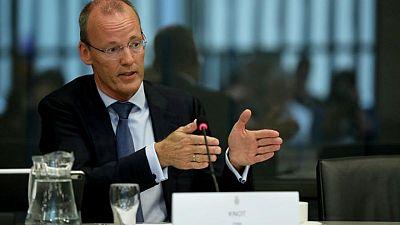BCE brindará fuerte apoyo incluso cuando acabe programa de compras de emergencia por pandemia: Knot