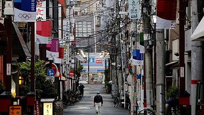 Ad campaign critical of Japan's coronavirus response makes waves