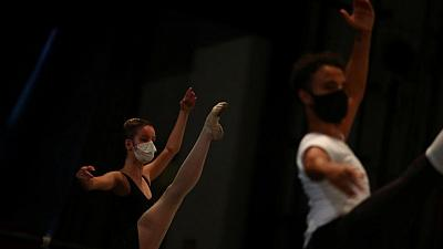 Teatro municipal de Río de Janeiro ofrecerá espectáculos virtuales