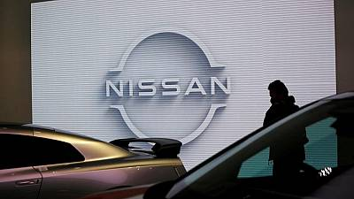 Nissan shares tumble 10% to 4-month low after results