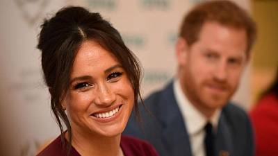 Prince Harry and Meghan Markle's non-profit announces partnership with Procter & Gamble