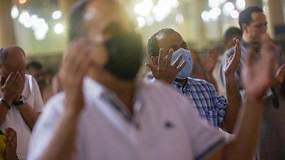مصر تسجل 1180 إصابة جديدة بفيروس كورونا و61 وفاة