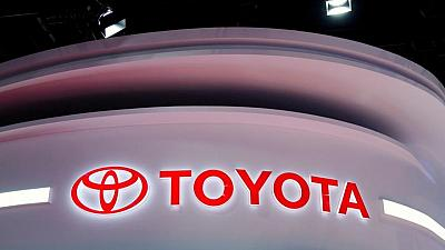 Toyota Q4 profit nearly doubles, beats expectations