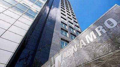 ABN Amro reports net loss as hefty money laundering fine weighs