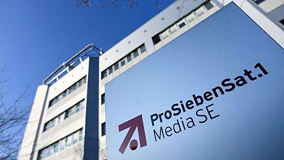 ProSieben lifts outlook as entertainment, e-commerce bolster first quarter
